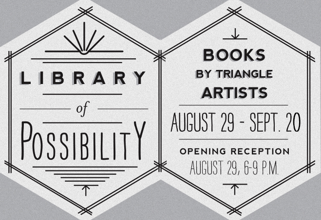 Library of Possibility Exhibit Recap